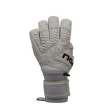 Aura White Goalkeeper Glove