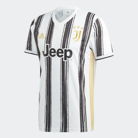 JUVENTUS HOME YOUTH JERSEY 2020-21