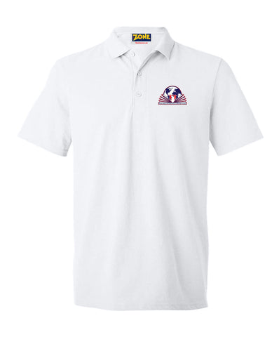 Michelangelo Intl. Unisex Polo Pique Short Sleeve