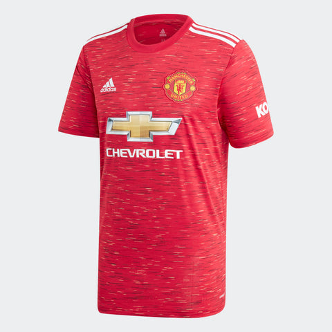 MANCHESTER UNITED HOME JERSEY 2020-21
