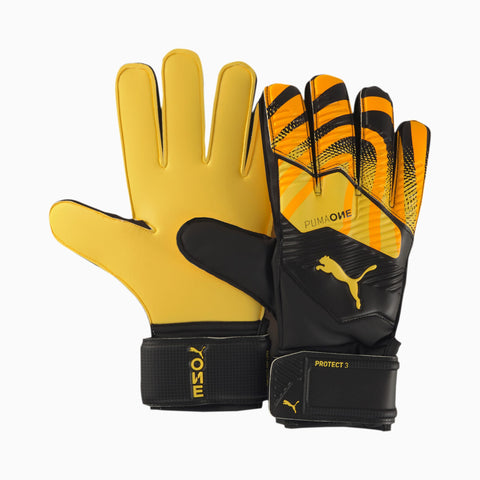 PUMA ONE Protect 3 jr Goalkeeper Gloves