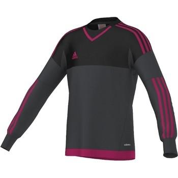 ADIDAS TOP 15 GOALKEEPER JERSEY YOUTH - DARK GREY/BLACK/BOLD PINK