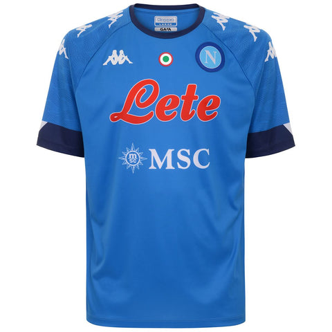 SSC Napoli Home Replica Shirt 2020/2021