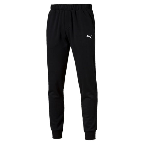 PUMA ESSENTIAL MEN'S FLEECE PANTS BLACK