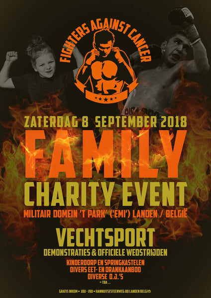 Fighters against cancer evenement 2017