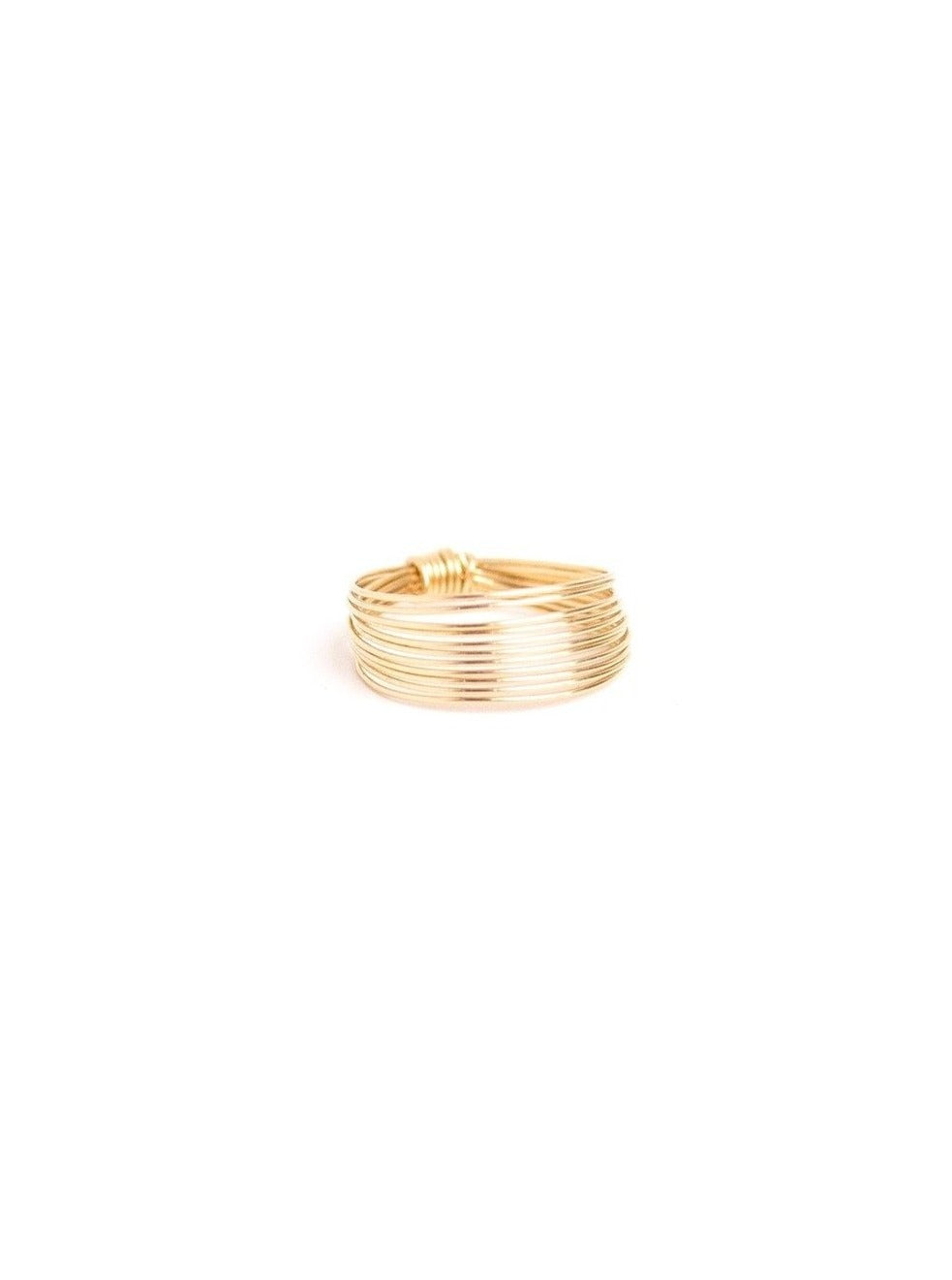 Gold Go Ring