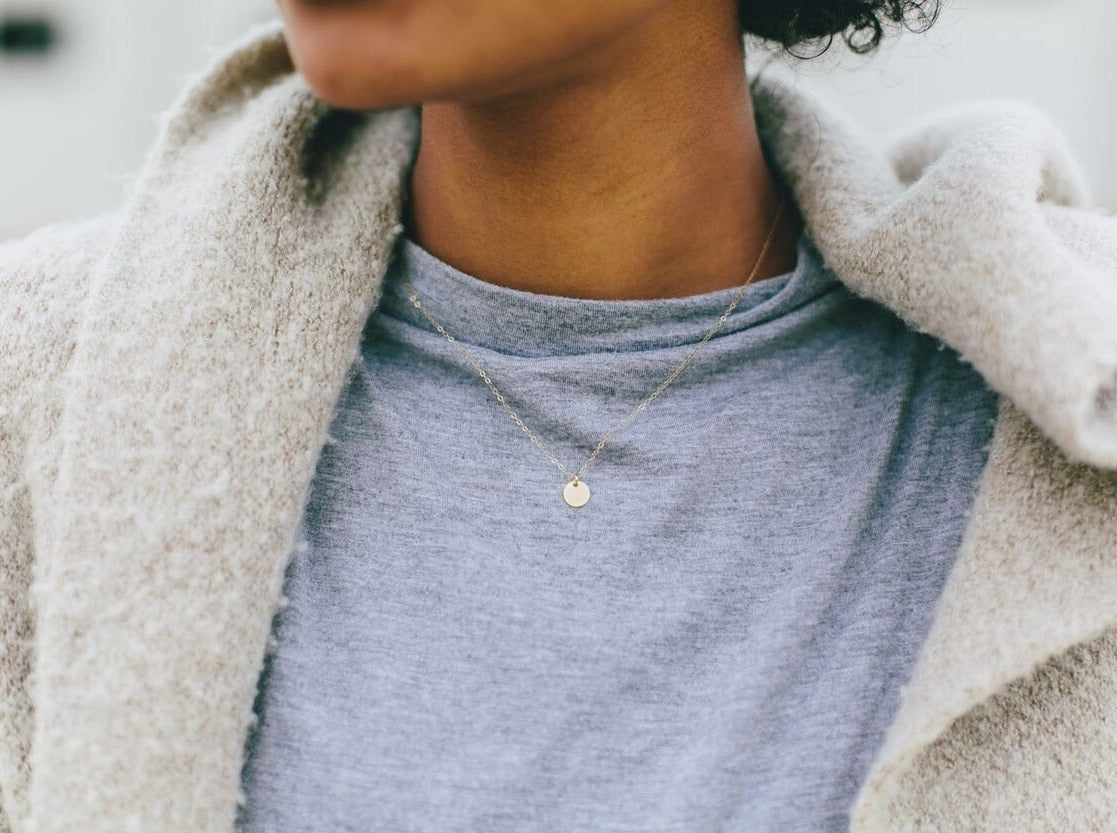 Reflection Necklace