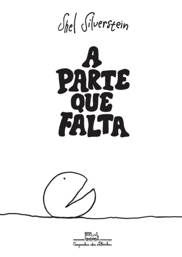 A Parte que Falta, Shel Silverstein - Workshoped