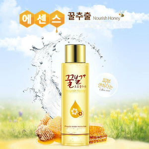[50% OFF] Korean Gentle Honey Toner Nourishing Water Essence Moisturizing Skincare - Neko Suki,