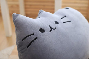 Pusheen 40x30cm Plush Toy Soft Pillow - Neko Suki,