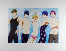 "8 Pieces*(42x29cm) ""Free! Swimming Anime"" High Quality Vinyl Anime Posters Wallpaper - Neko Suki,"