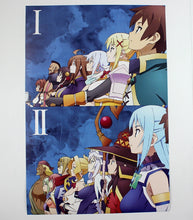 8 Pieces*(42x29cm) Konosuba High Quality Vinyl Anime Posters Wallpaper - Neko Suki,