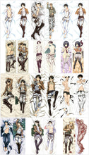 "50x150cm ( ͡° ͜ʖ ͡°) ""Attack On Titan"" Body Pillow Dakimakura [Casing Cover Only] - Neko Suki,"