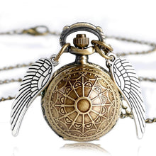 [30% OFF] Steampunk Wings Pocket Watch - Neko Suki,