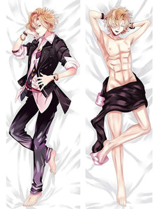 "50x150cm ( ͡° ͜ʖ ͡°) ""Diabolik Lovers"" Body Pillow Dakimakura [Casing Cover Only] - Neko Suki,"