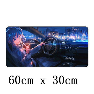 [30% OFF] Hatsune Miku Large Gaming Mousepad - Neko Suki,