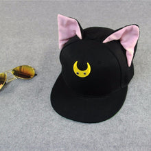 [30% OFF] Sailor Moon Adjustable Cat Ears Hat - Neko Suki,