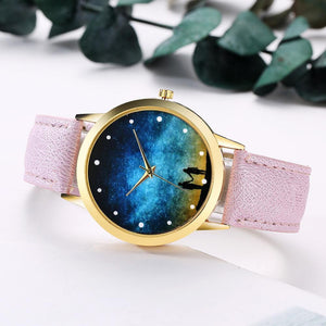 [30% OFF] Romantic Universe Watch - Neko Suki,