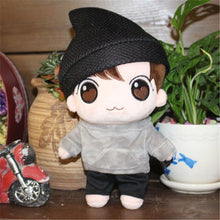 [50% OFF] BTS Jung Kook Doll Plush Toy - Neko Suki,