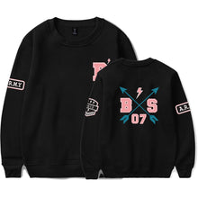 "[50% OFF] Kpop BTS ""07"" Arrows Logo Sweatshirt - Neko Suki,"