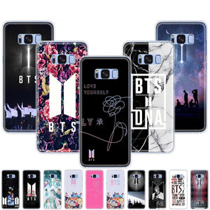 [50% OFF] Kpop BTS HD Photo Printed Samsung Phone Case - Neko Suki,