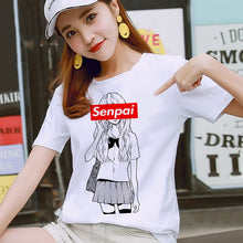[35% OFF] Supreme Senpai Box Logo T-Shirt - Neko Suki,