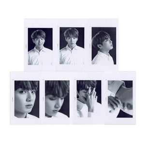 "[FREE!] Kpop BTS ""Wings Album"" & ""Love Yourself Album"" HD Lomo Photo cards [Cover Shipping Only] - Neko Suki,"