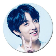 [FREE!] Kpop BTS 'Love Yourself' HD Photo Pin Badges [Cover Shipping Only] - Neko Suki,