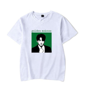 [50% OFF] Kpop BTS Member Graphic T-Shirt With Quotes - Neko Suki,