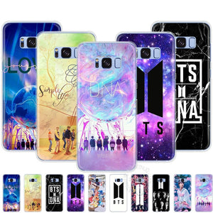 [FREE!!] Kpop BTS Digital Art Printed Samsung Phone Case [Cover Shipping Only] - Neko Suki,
