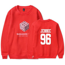 [50% OFF] Kpop BLACKPINK Square Up Cube Sweatshirt - Neko Suki,