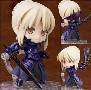 [25% OFF] Fate/stay night Artoria Pendragon Saber Alter Nendoroid - Neko Suki,