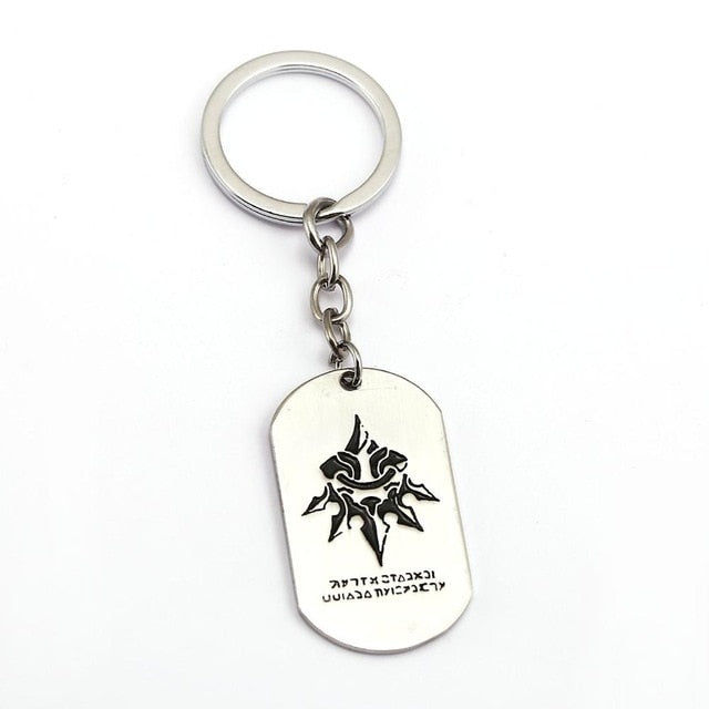 [FREE!!] NieR Automata: YoRHa Keychain / Necklace [Cover Shipping Only] - Neko Suki,