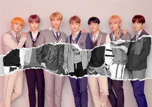 "[50% OFF] Kpop BTS ""Love Yourself Answer '結"" & ""SPEAK YOURSELF : WORLD TOUR"" HD Wallpaper Poster [BUY 3 FREE ONE!] - Neko Suki,"