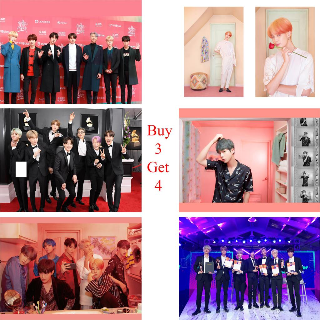 50 Off Kpop Bts Map Of The Soul Persona Hd Wallpaper Poster