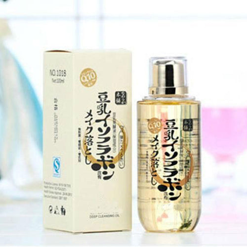 [45% OFF] Japanese Soybean Oil Pore Cleansing [Makeup REMOVER] - Neko Suki,
