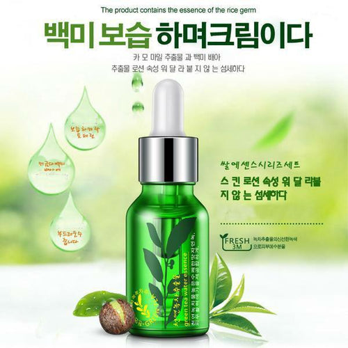 [40% OFF] 'Innisfree' Green Tea Serum Moisturizing Facial Essence skincare Vibrant & Fresh Look - Neko Suki,