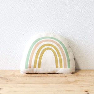Imani Collective Rainbow Pillow