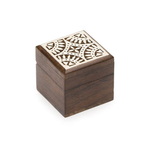 Aashiyana Wood Box - Star - Matr Boomie (B) - JarBello Gifts