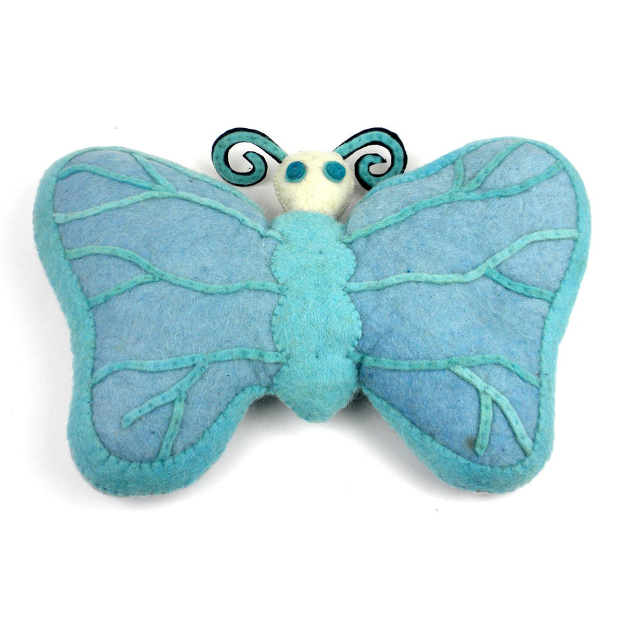 Felted Friends Butterfly - Silk Road (G)