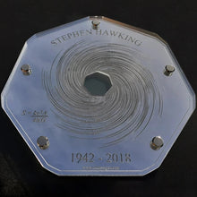stephen hawking 50p piece - The legacy of Stephen Hawking celebrated on a UK 50p coin