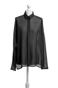Silk-Wool Shirt