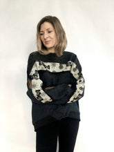 Load image into Gallery viewer, Ibuki Sweatshirt with embellishments - Made to order