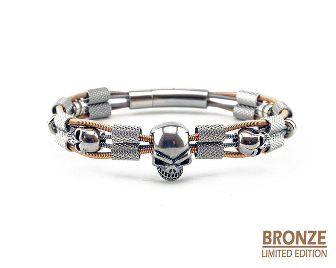 Limited Edition Bronze Extinction - Retuned Jewelry