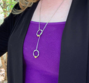 Lariat Necklace - Retuned Jewelry