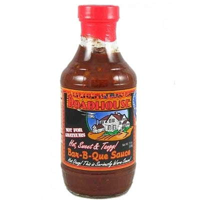 Roadhouse Hot 'n' Spicy BBQ Sauce