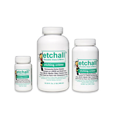 Etchall Etching Cream (2oz Sample)