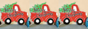 Christmas Tree Truck Painting Class