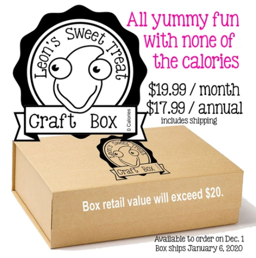 Leon's Sweet Treat Craft Box Subscription