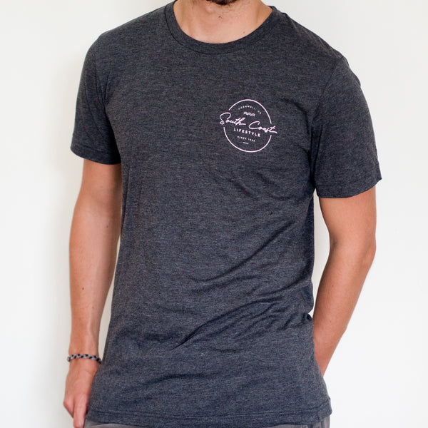 South Coast Badge Tee - Grey